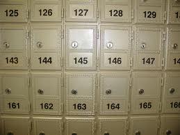 The new mailbox