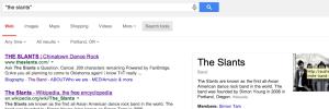 The Slants search guide