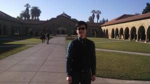 Simon Tam Stanford University