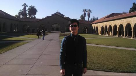 Simon Tam Stanford University