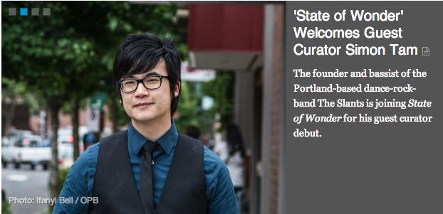 Simon Tam on State of Wonder